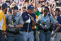 PGA apologises to Mickelson, Koepka over crowd control
