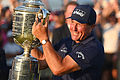 50-yo Mickelson secures historic 6th major title