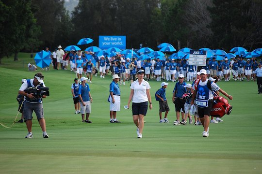 Play the same ANZ Ladies Masters layout as the champions