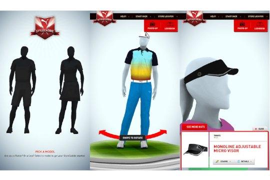 Puma Golf StyleCaddie