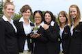 Queensland girls win Interstate Series