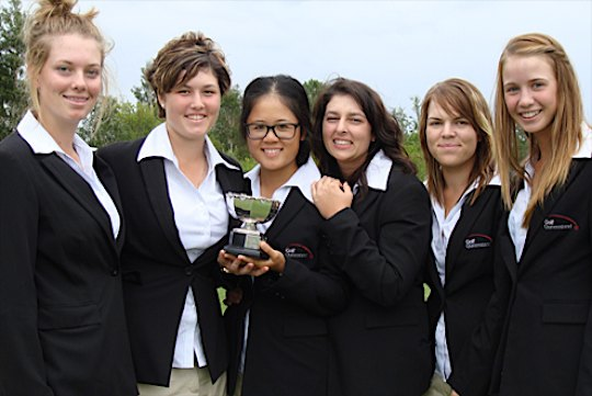 Queensland girls win Junior Interstate Series