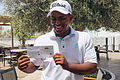 Indian amateur equals world record birdie haul