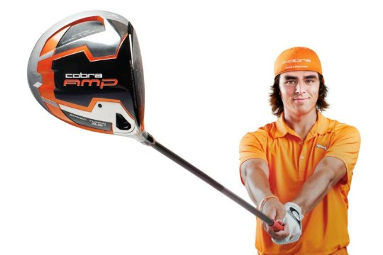 Rickie Fowler joins Cobra Golf roster