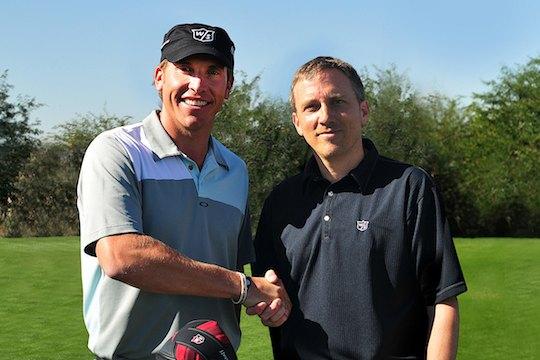 Wilson Golf re-signs Ricky Barnes