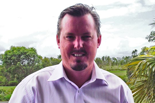 <strong>Robbie Paul:</strong> Local golf veteran joins Pacific Harbour