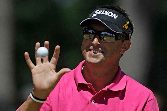 Robert Allenby's best Open finish is T22