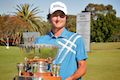 Blizard wins maiden pro title at WA Open