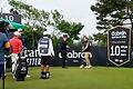 Golf fan bizarrely steals club from McIlroy's bag