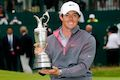 McIlroy secures Open title for his third major