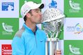 Fisher makes amends with Tshwane Open win