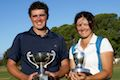 Moules, King take SA Amateur titles