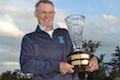 Christie wins Senior Amateur on debut