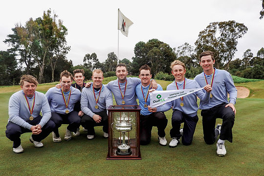 Kooyonga has won the 2015 Simpson Cup