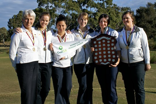 Royal Adelaide: 2011 Women's A1 Pennants winners