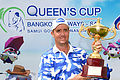 Hend claims second Asian Tour title at Queen's Cup