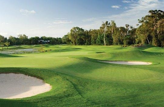 Sea Temple Golf Club