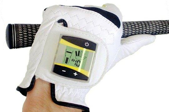 Sensoglove: World's First Digital Golf Glove