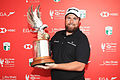 Lowry breaks drought to claim Abu Dhabi HSBC win