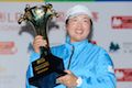 Miraculous eagle wins it for Feng