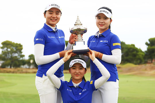 South Korea hold the 2019 Queen Sirikit Cup