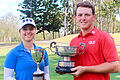 Kyriacou, Hoath win Queensland Amateur titles