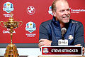 Stricker not happy about Brooks, Bryson feud