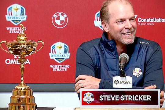Steve Stricker