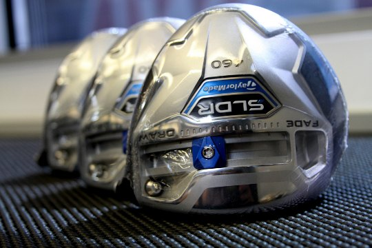 Prototype TaylorMade SLDR Driver