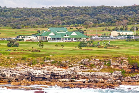 The Coast: Golf with views to die for