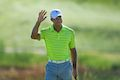 Woods gets to grips with Kiawah's bunkers