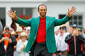 O'Meara: Nicklaus' major haul out of reach for Tiger
