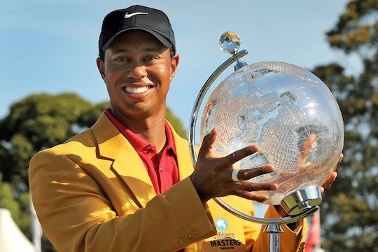 Tiger Woods will return to defend his Masters crown
