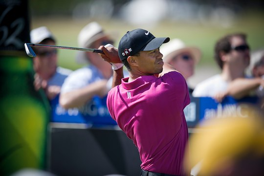 Tiger to return Down Under in 2011?