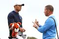 Woods splits from coach Foley after four years