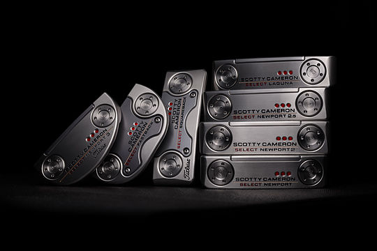 Titleist debuts 2018 Scotty Cameron Select Putters