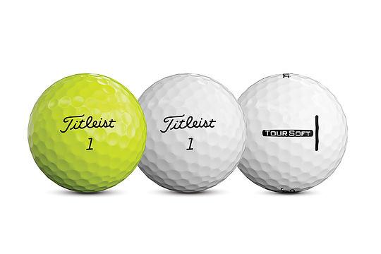 Titleist 2020 Tour Soft Golf Ball