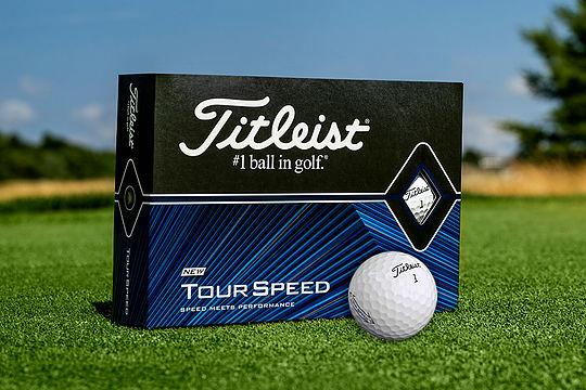 Titleist 2020 Tour Speed Ball