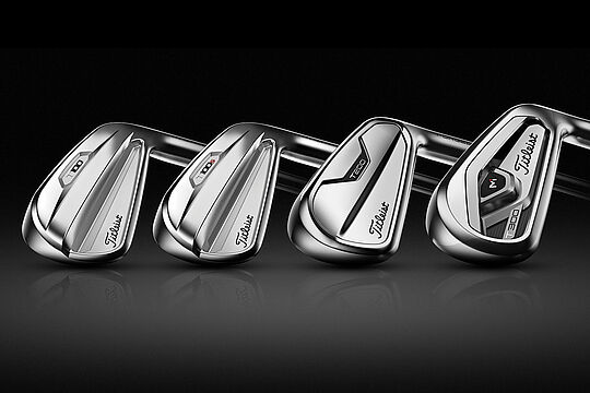 Titleist refreshes popular T-Series Irons range