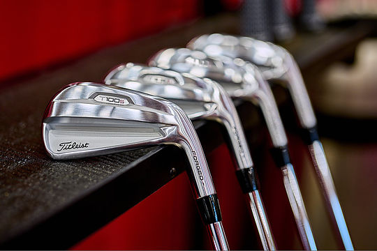 Titleist begins Tour seeding for all-new T-Series Irons