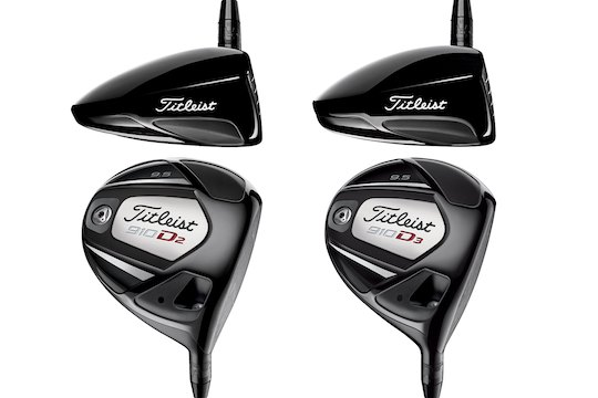 Titleist introduces 910 D Series Drivers