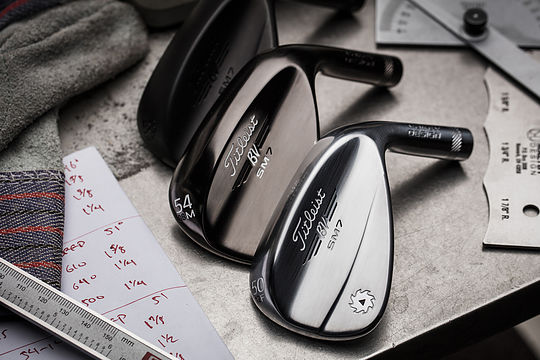 Titleist Vokey Design SM7 Wedges