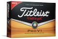 Titleist debut new Pro V1 and Pro V1x balls