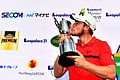 Rookie Sinnott secures Asian Tour win in Myanmar
