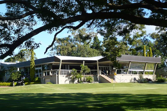 Toowoomba Golf Club