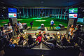 Entertainment giant Topgolf opens on the Gold Coast