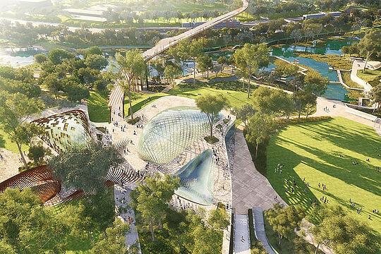 Victoria Park Redesigned