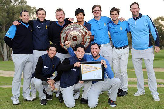 Royal Perth Pennants Team
