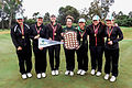 The Grange wins Golf SA Women's Pennant title