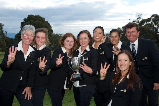 Western Australian Women's Interstate Team